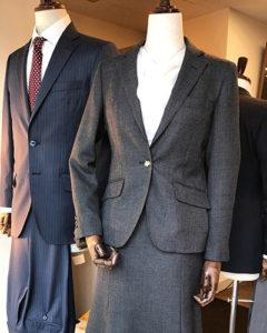 スーツショールーム