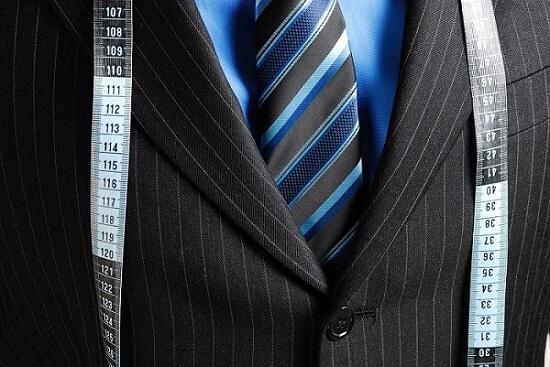 スーツ&メジャー
